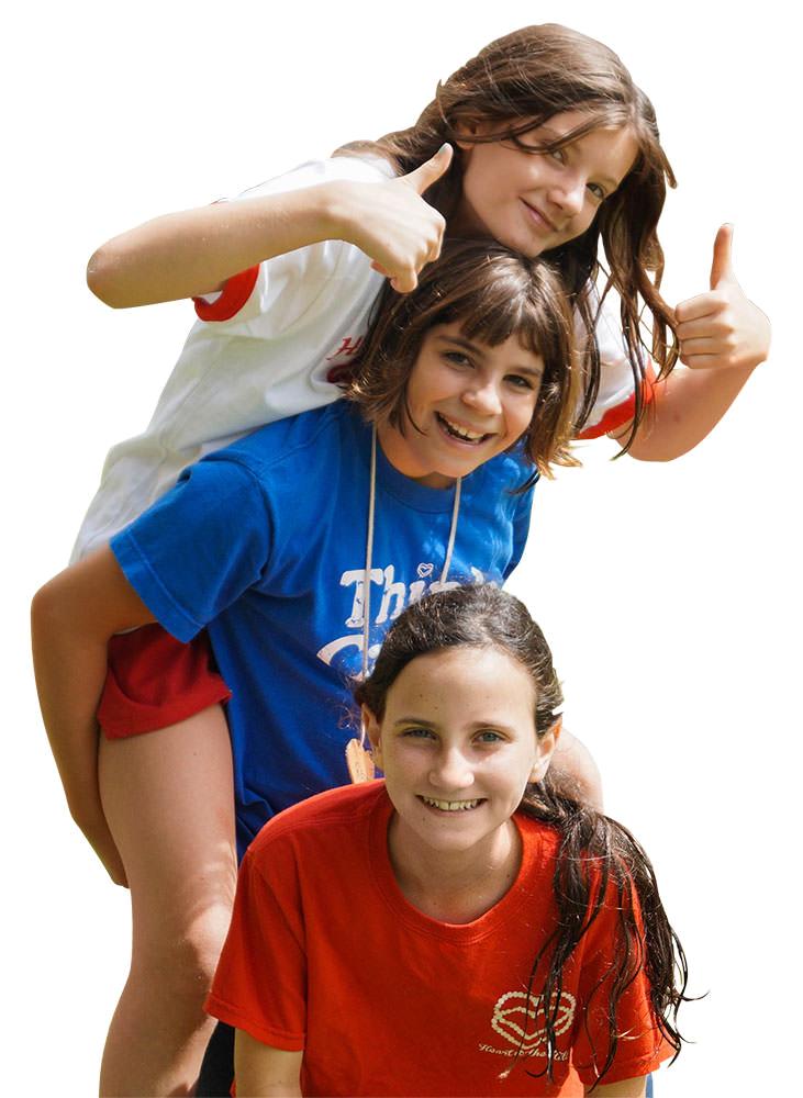 ecbaf668f590 Texas Summer Camp for Girls Age 6-16 - Heart O  the Hills Camp