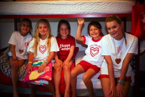 Midget Cabins - Heart O' the Hills Camp for Girls